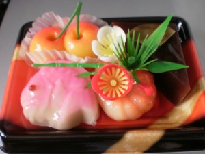 口取り菓子の画像